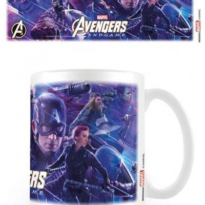 Marvel avengers endgame the ultimate battle mug 315ml