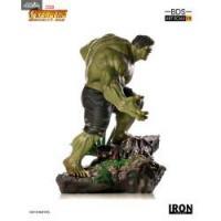 Marvel avengers infinity war figurine hulk bds art scale