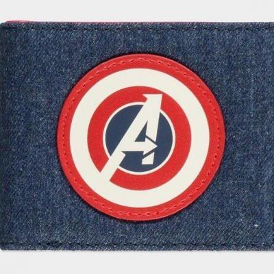 Marvel avengers portefeuille