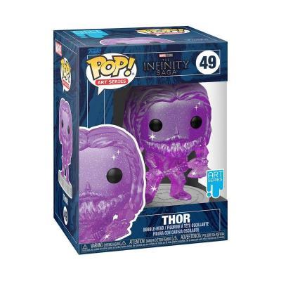 Marvel bobble head pop n 49 artist series thor
