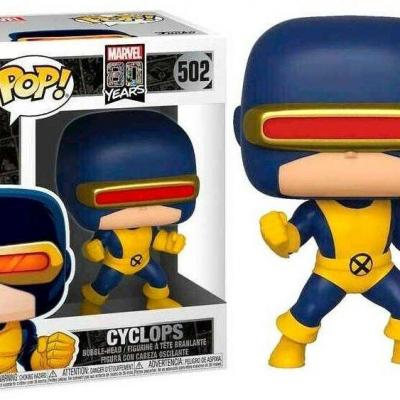 Marvel bobble head pop n 502 x men first appearance cyclops