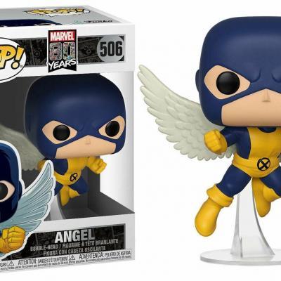 Marvel bobble head pop n 506 x men first appearance angel