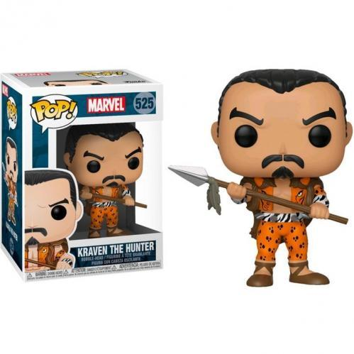 Marvel bobble head pop n 525 kraven the hunter special edition