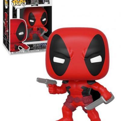 Marvel bobble head pop n 546 first appearance deadpool