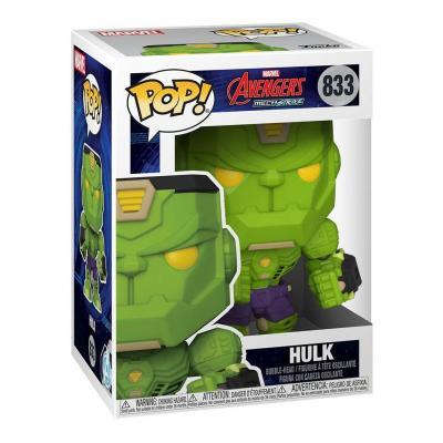 Marvel bobble head pop n 833 hulk
