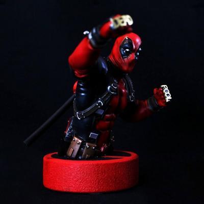 Marvel buste 1 6eme deadpool 16cm