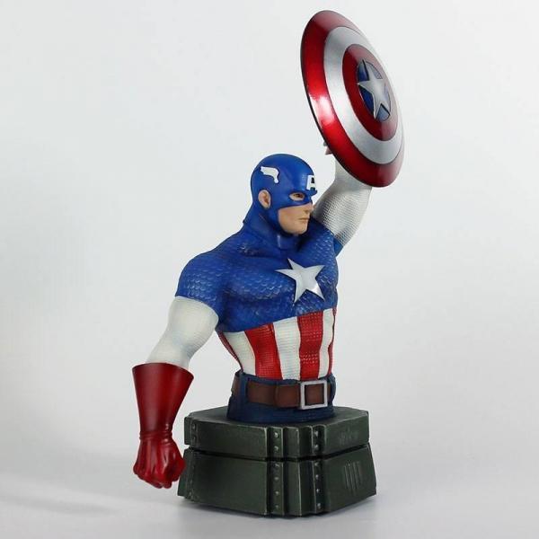 Marvel buste captain america 26cm 1