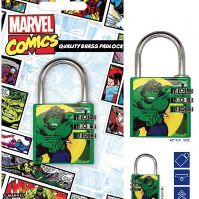 Marvel cadenas avec code hulk 1