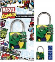 Marvel cadenas avec code hulk