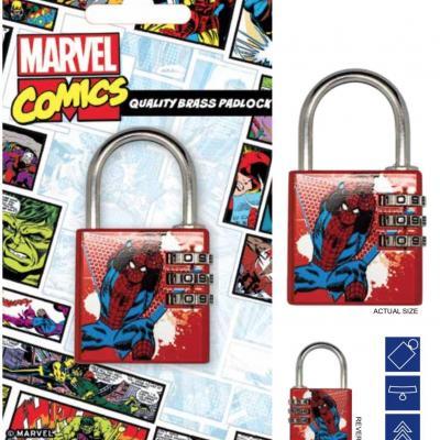Marvel cadenas avec code spiderman