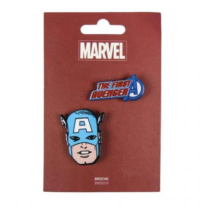Marvel captain america broches