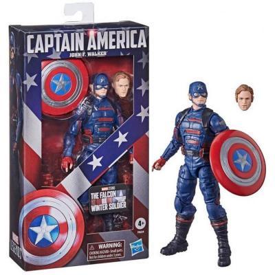 Marvel captain america falcon figurine legends series 15cm