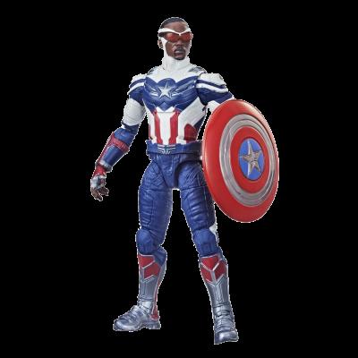 Marvel captain america figurine legends series 15cm