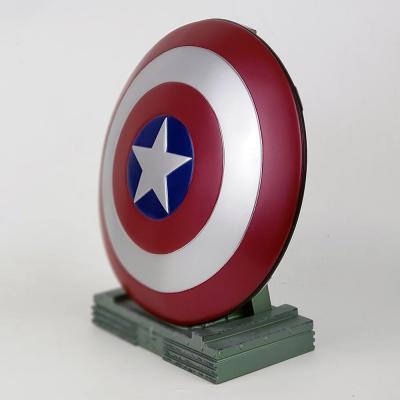 Marvel captain america tirelire bouclier 25cm