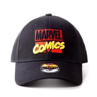 Marvel casquette marvel comics