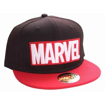 Marvel casquette snapback marvel red tab