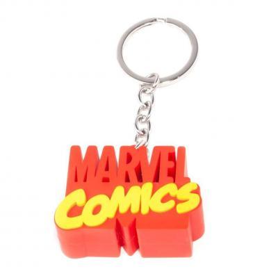 Marvel comics 3d keychain
