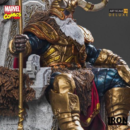 Marvel comics odin statuette bds art scale 31cm 1