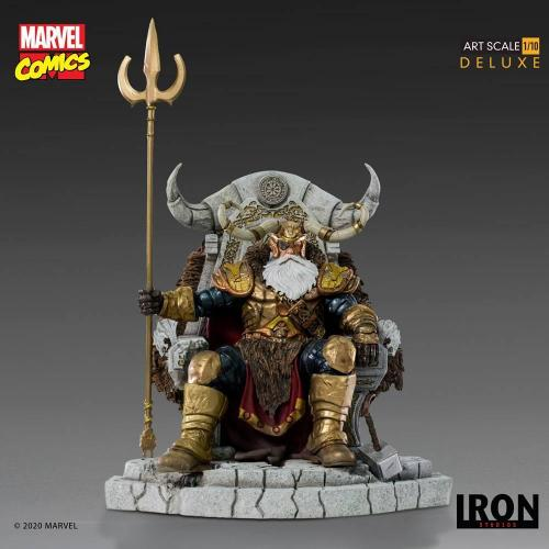Marvel comics odin statuette bds art scale 31cm