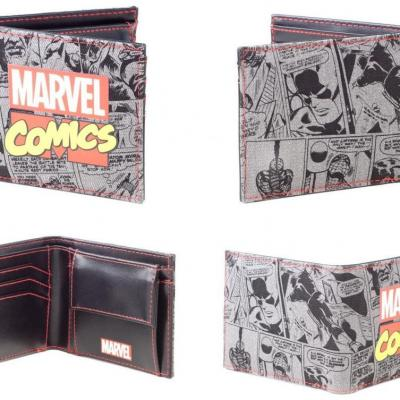 Marvel comics portefeuille