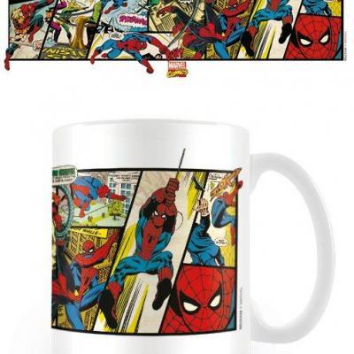 Marvel comics spider man mug 300ml