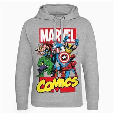 Marvel comics sweat hoodie