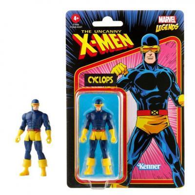 Marvel cyclops figurine legends retro series 10cm