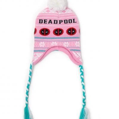 Marvel deadpool bonnet