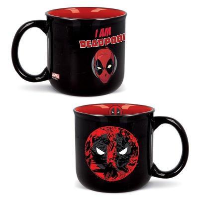 Marvel deadpool mug en ceramique 414ml