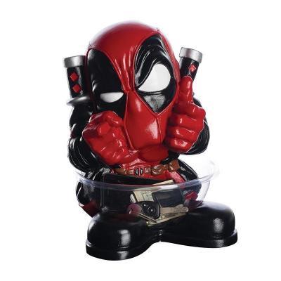 Marvel deadpool porte bonbons 38cm