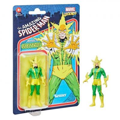 Marvel electro figurine legends retro series 10cm