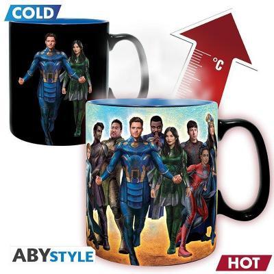 Marvel eternals celestials mug thermoreactif 460ml
