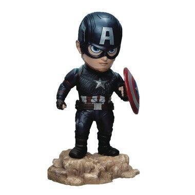 Marvel figurine avengers captain america mini egg attack 10cm