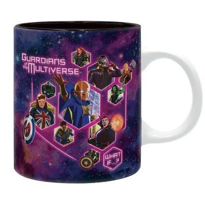 Marvel guardians mug 320ml