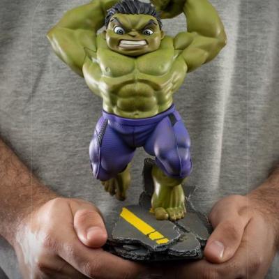 Marvel hulk infinity saga figurine mini co 23cm