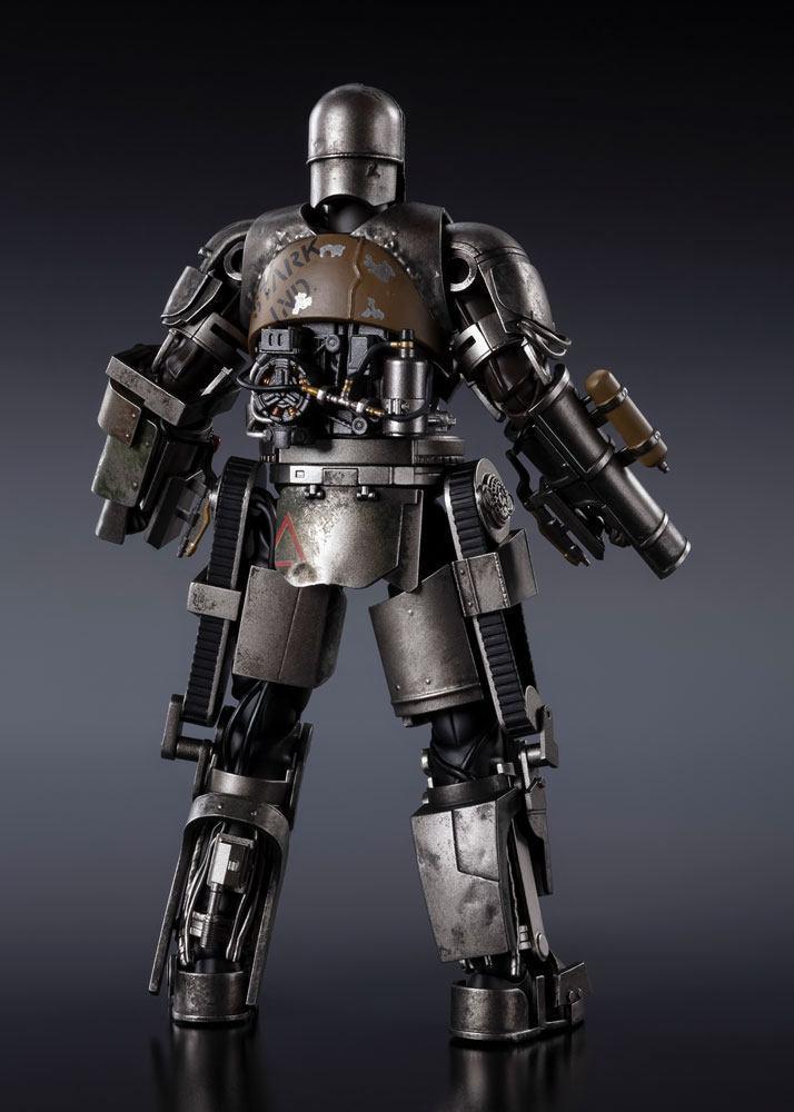 Marvel iron man mk 1 figurine s h figuarts 17cm 1