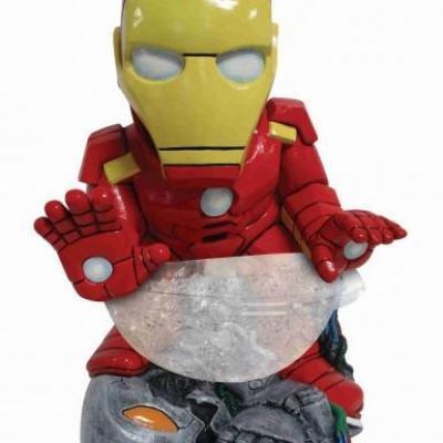 Marvel iron man porte bonbons 38cm