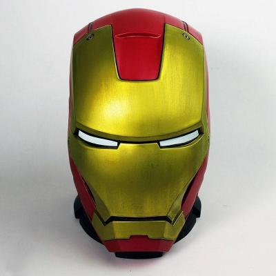 Marvel iron man tirelire casque mkiii 25cm