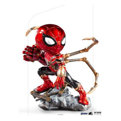Marvel iron spider figurine mini co 13cm