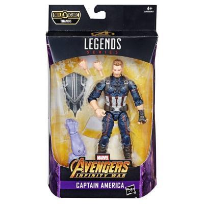 Marvel legends series best of 2019 captain america