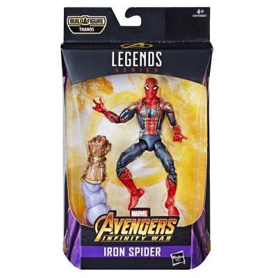 Marvel legends series best of 2019 iron spider