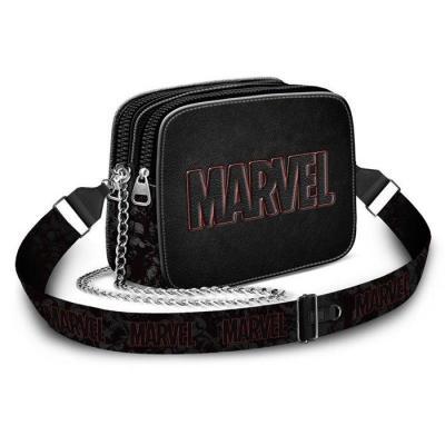 Marvel logo sac 20x14x8 5cm