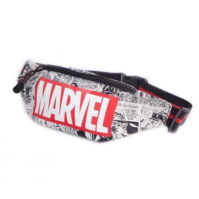 Marvel logo sac banane