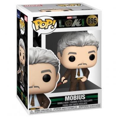 Marvel loki bobble head pop n 896 mobius