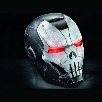 Marvel marvel legends casque electronique punisher war machine