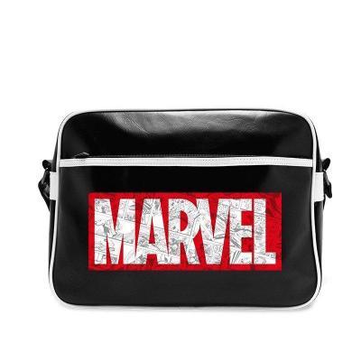 Marvel messenger bag vinyl marvel logo