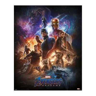 Marvel mini poster 40x50 avengers endgame
