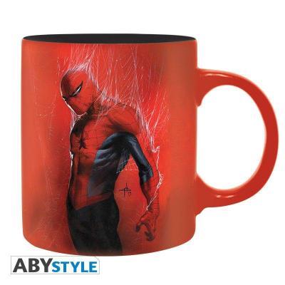 Marvel mug 320 ml spider man