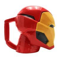 Marvel mug 3d 450 ml iron man 3