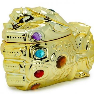 Marvel mug 3d 500ml thanos gant d infinite